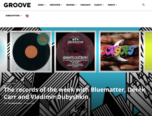 Groove Mag review